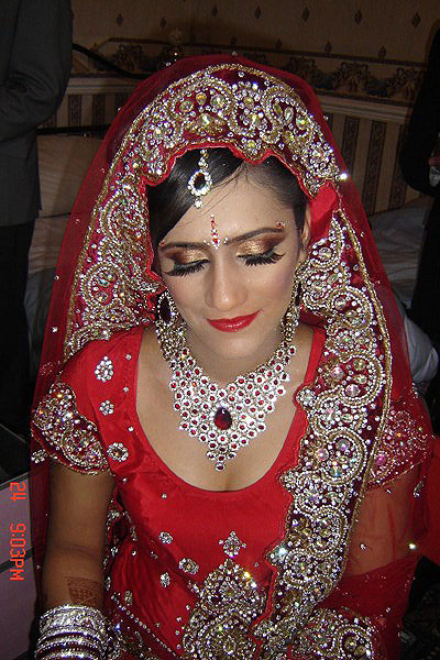 Real Bridal Makeover Gallery | Asian Wedding Day Gallery | Indian Wedding Makeup